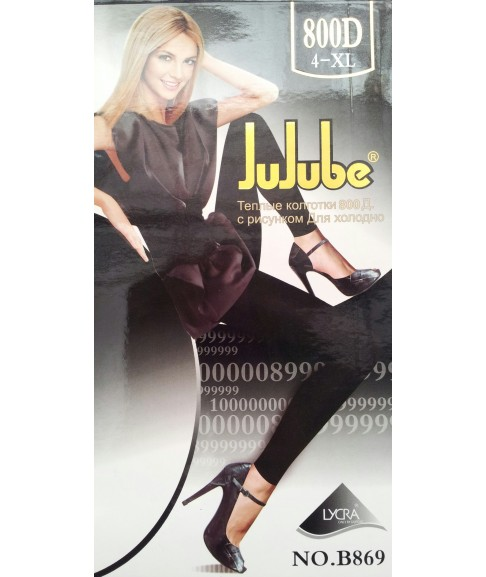 """Женские лосины на байке """"Jujube"""" B869"""