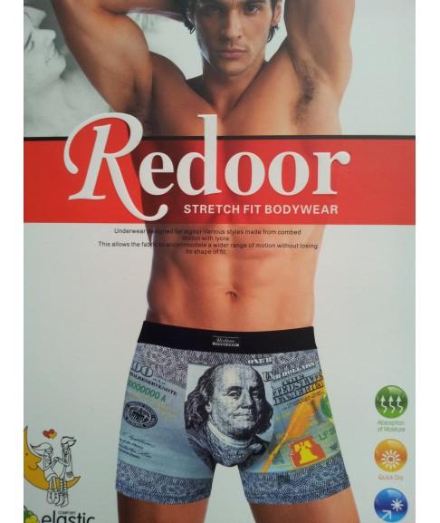 Мужские боксеры (доллар) 3286
