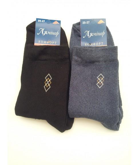 Мужские махровые носки Ляминор