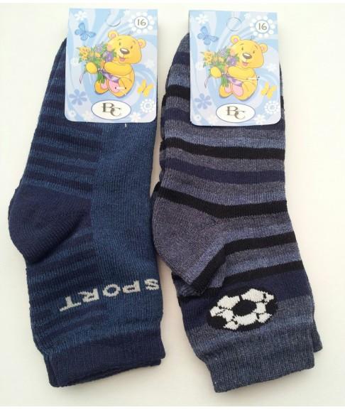 """Детские махровые носки """"Версаль"""" (размер 16)"""