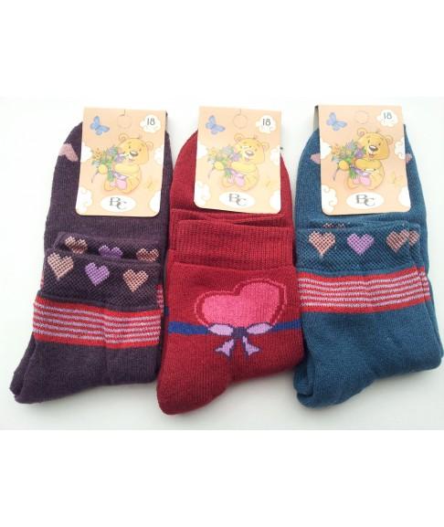 """Детские махровые носки """"Версаль"""" (размер 18)"""