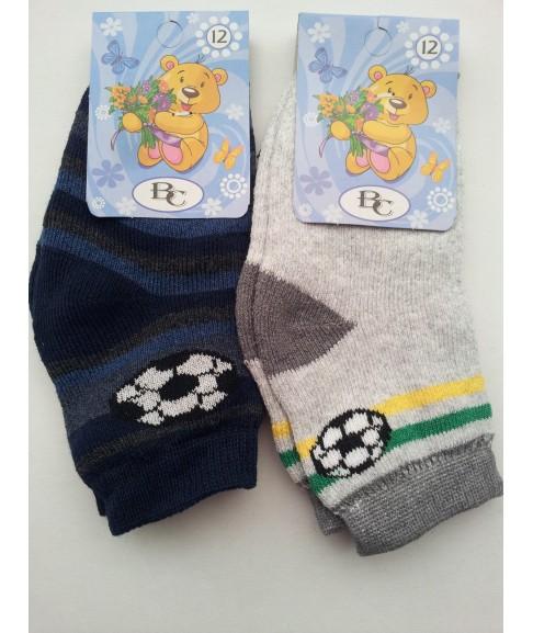 """Детские махровые носки """"Версаль""""(размеры 12, 14)"""
