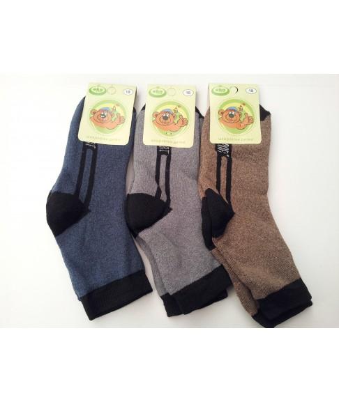 """Махровые детские носки """"Еко стиль"""" (размер 18)"""