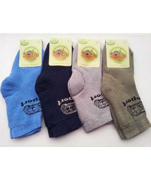 """Махровые детские носки """"Еко стиль"""" (размер 16)"""