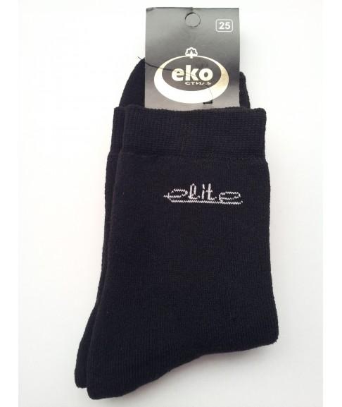 """Мужские махровые носки """"Еко стиль"""""""