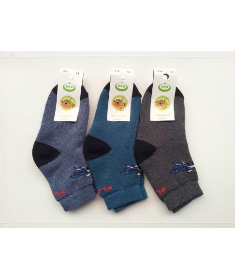 """Махровые детские носки """"Еко стиль"""" (размер 14)"""
