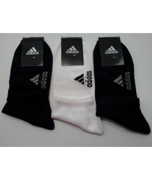 """Носки подростковые """"Adidas"""" (сетка)"""