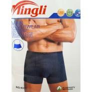 Мужские боксеры Mingli 6331
