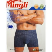 Мужские боксеры Mingli 6363