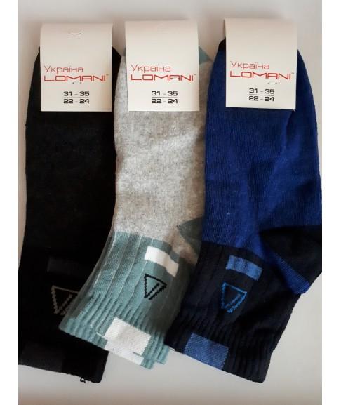 Носки подростковые Lomani D901