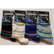 Носки женские Calzemoda (полоса)