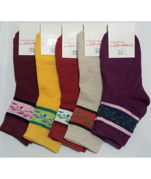 Носки подростковые Lomani D906