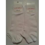 Носки мужские Lomani (сетка) белые