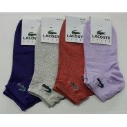 Носки женские Lacoste (короткие)
