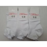 """Носки детские сетка """"Lomani"""" (31 - 35) (белые)D700"""