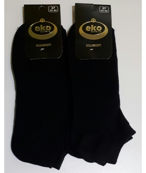 Носки мужские сетка Эко (короткие)