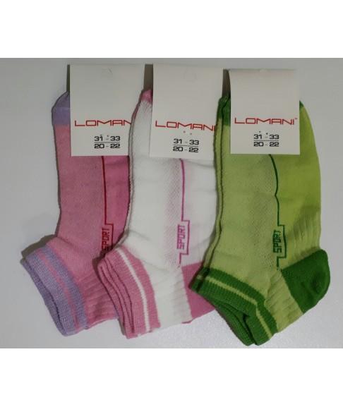 Носки детские сетка Lomani (размер 20-22) 702