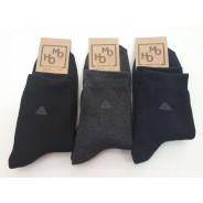 Махровые мужские носки МОНО