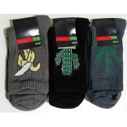 "Махровые мужские носки ""EVELIN"""