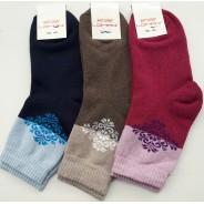 """Махровые женские носки """"Lomani"""" 523"""
