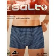 Мужские боксеры GOLT 3985