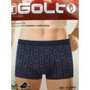 Мужские боксеры GOLT 3952