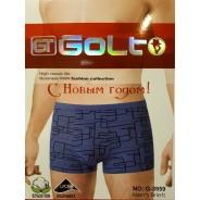 "Мужские боксеры ""GOLT"" 3959"