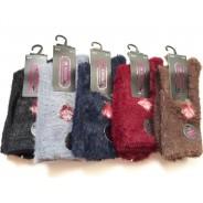 """Шерстяные женские носки """"Корона"""" 2521-4"""
