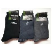 "Махровые мужские носки ""Монтекс"" А-3"