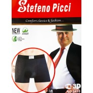 "Мужские боксеры батал ""Stefeno Picci"" 5413"